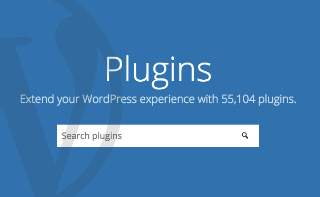 Como encontrar Plugins WP