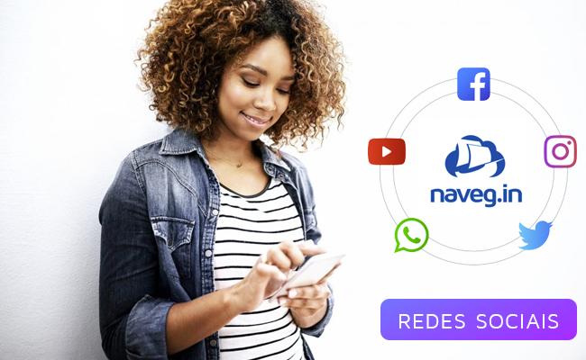 Redes Sociais, Naveg.in