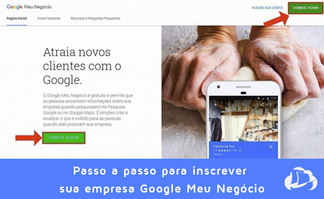 Tutorial como Cadastrar sua Empresa no Google Meu Negócio