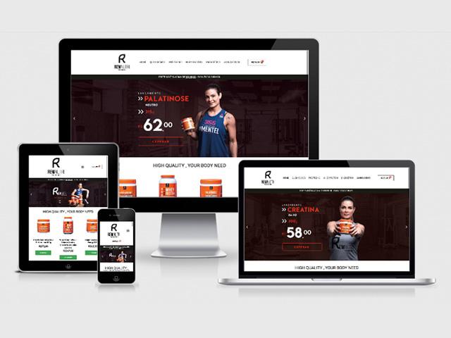 Rewnutri - Criação de Loja Virtual - Woocommerce