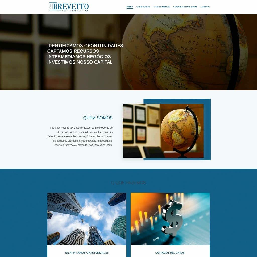 Criação Site Profissional