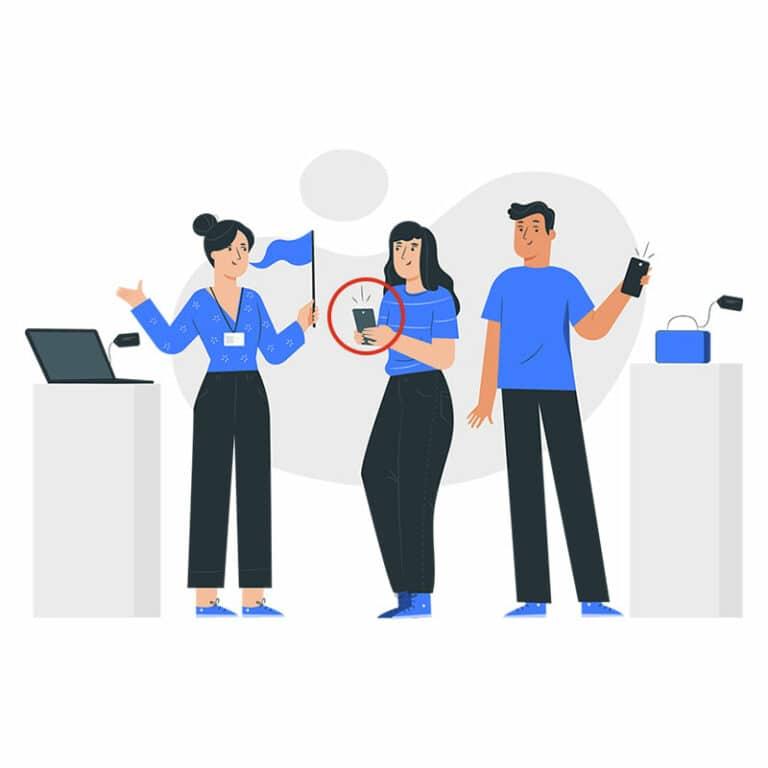 Diferença do Marketing Digital para Loja Virtual e a Loja Física
